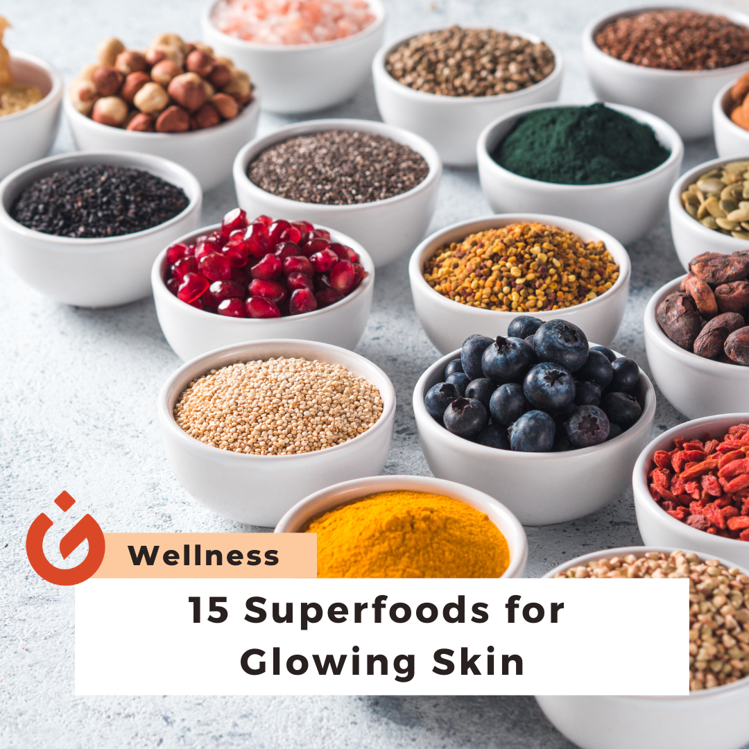 15 Superfoods for Skin